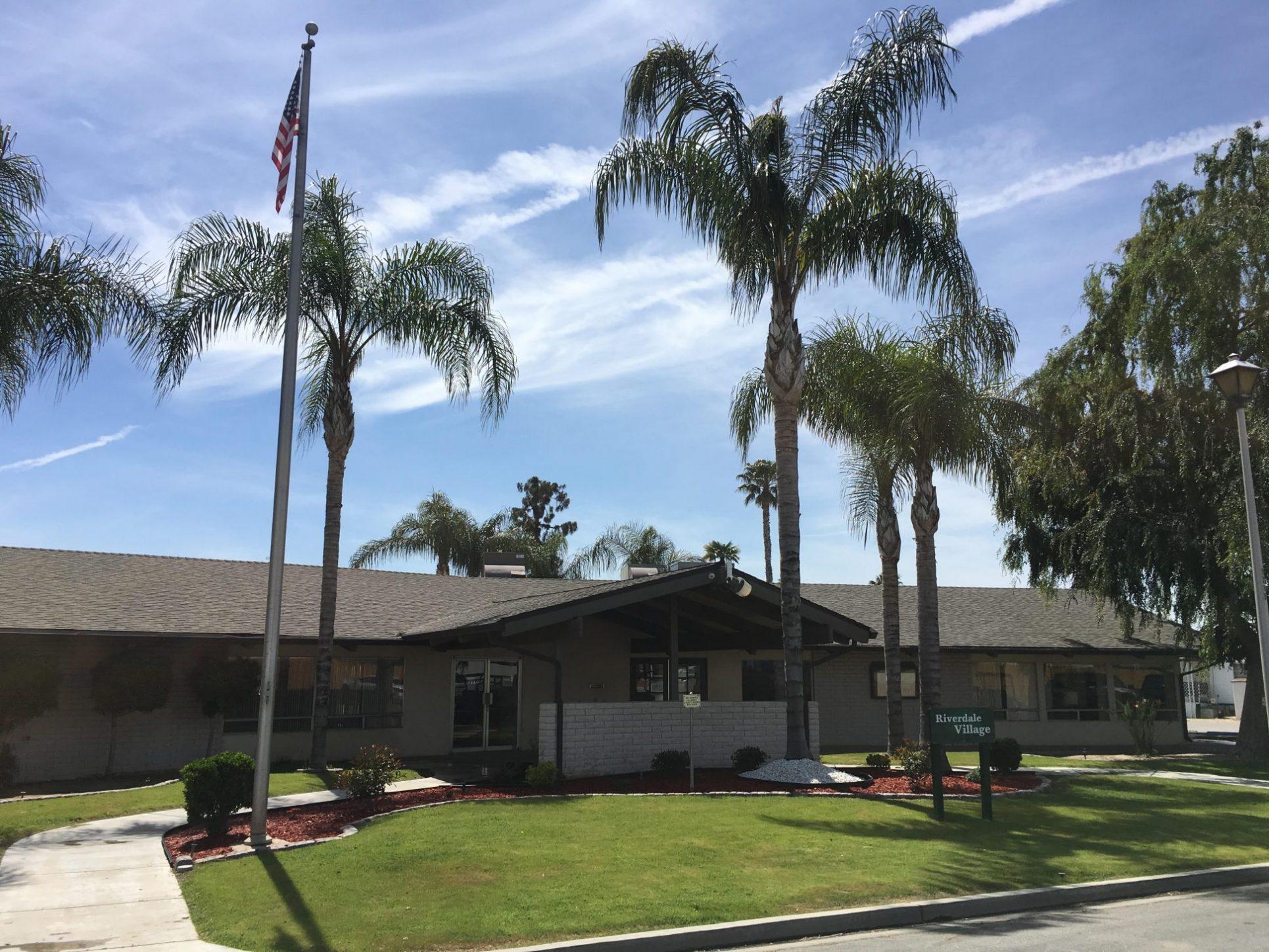 Riverdale Village front office