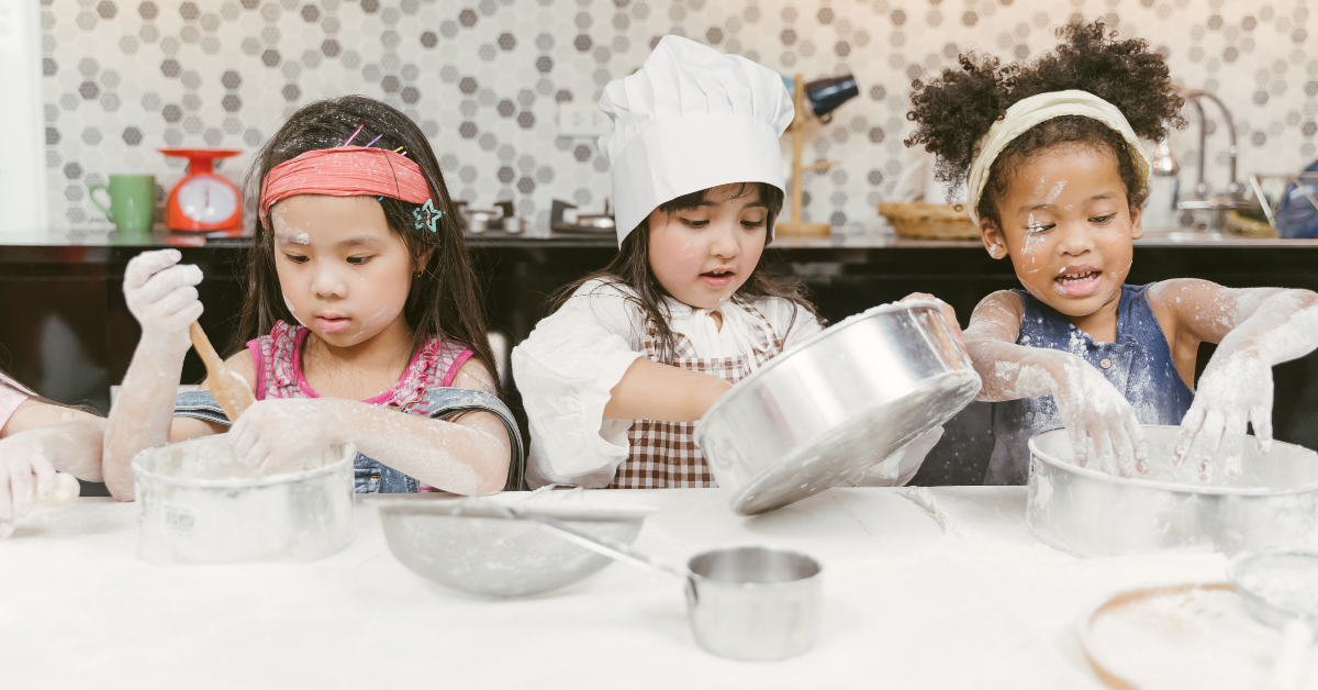 Culinary lessons for your kids in Bakersfield CA